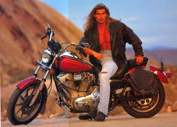 fabio lanzoni motorcycle