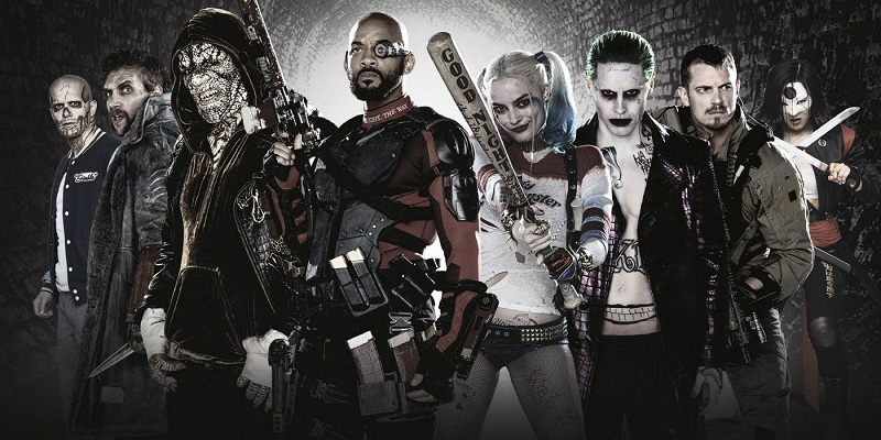 suicide squad harley quinn and joker
