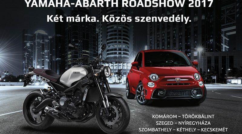 Yamaha Abarth Roadshow