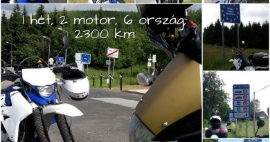 bikerbirge cseh motoros tura 8