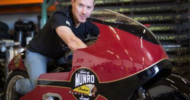 the spirit of munro indian scout 1