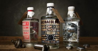 harley davidson the archaeologist gin