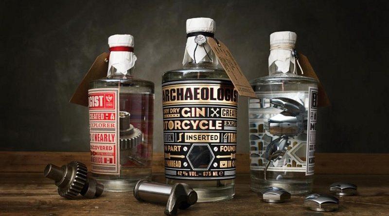 harley davidson the archaeologist gin