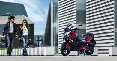2018 Yamaha XMAX 125 ABS