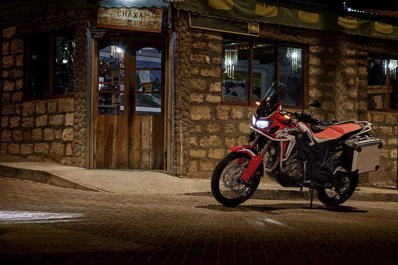 20171106 2018 Africa Twin