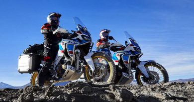 20171106 2018 Africa Twin Adventure Sports