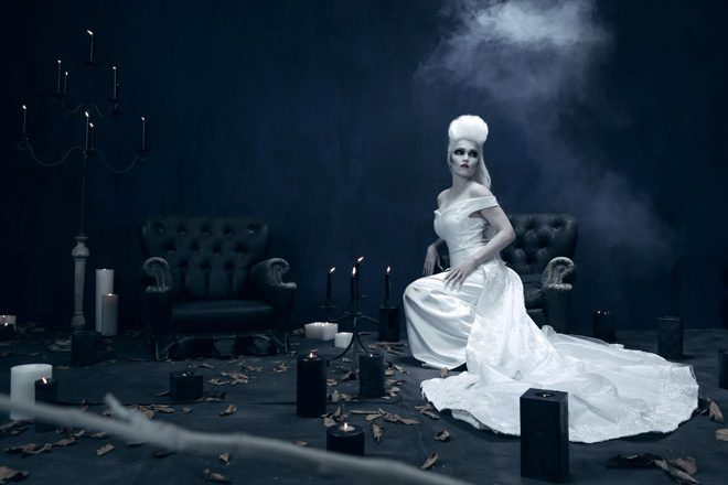 tarja turunen from spirits and ghosts