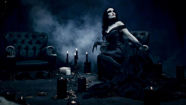 tarja turunen from spirits and ghosts1