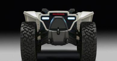 Honda Robotics Concept 1