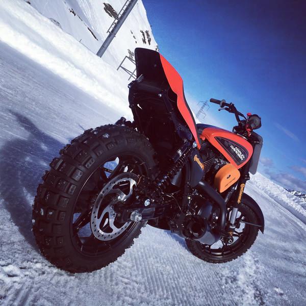 Snowquake Street Rod 1