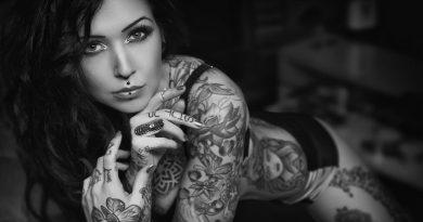 tattoo girl 2018