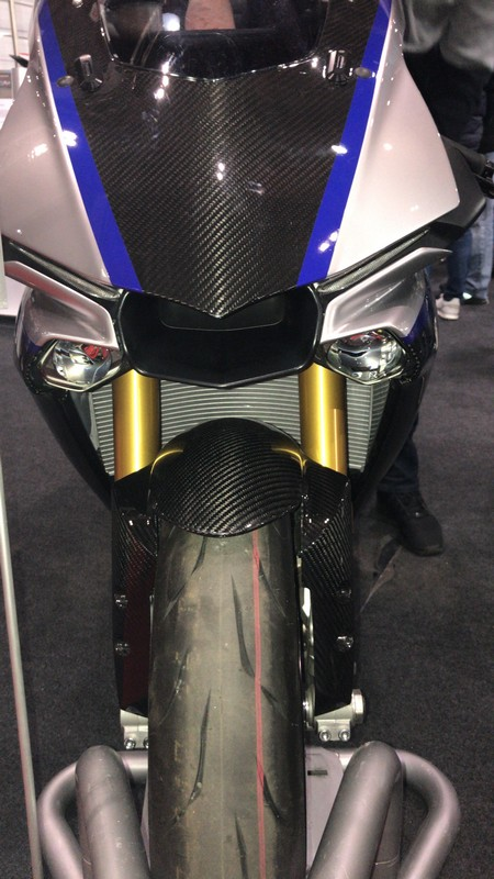 carole nash MCN london motorcycle show 2018 1