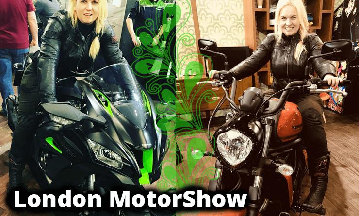 carole nash MCN london motorcycle show 2018 cimlap