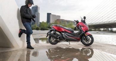 Honda forza 125 2018 1