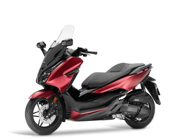 Honda forza 125 2018 5