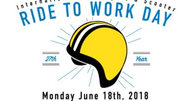 ride to work 2018