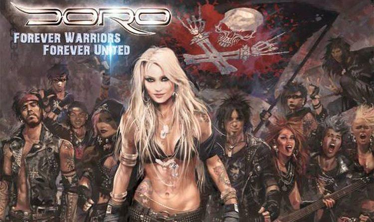 doro forever warriors forever united