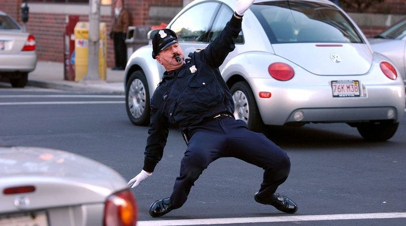 tony lepore dance cop