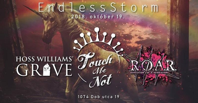 endless storm budapest koncert 2018