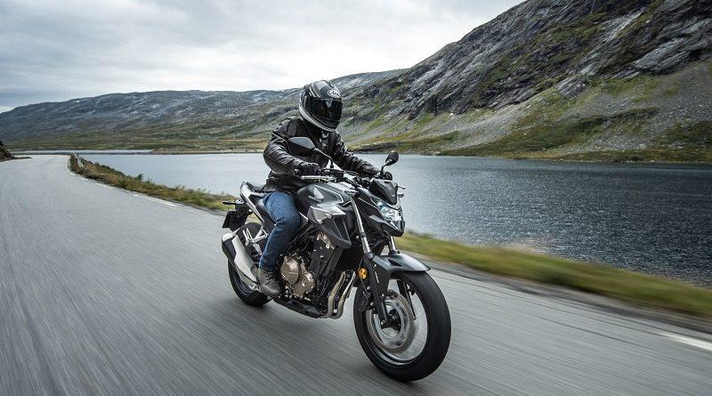 Honda CB500F 6788