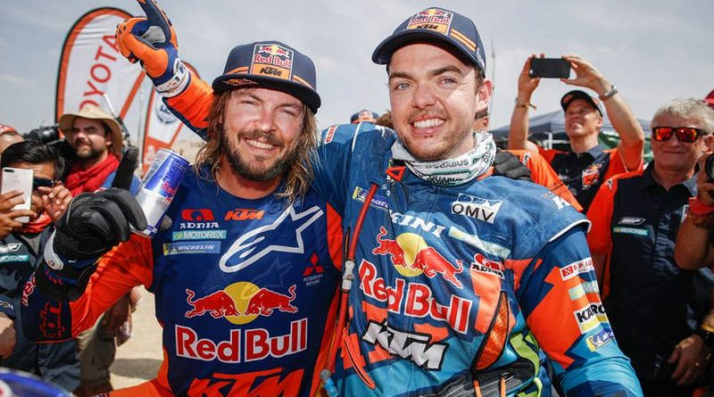 dakar 2019 finish 03