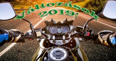 motorcycle 2019