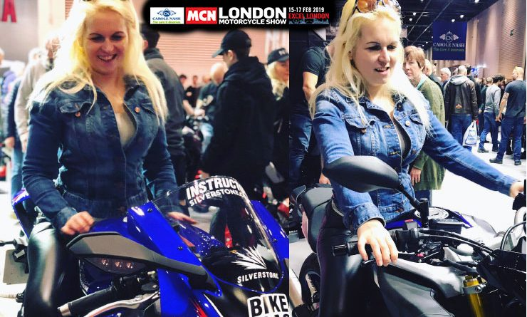 carole nash mcn london motorcycle show 2019 cimlap