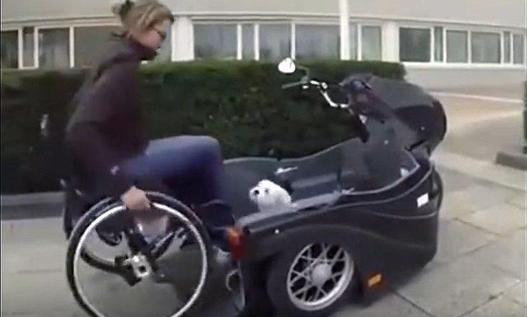 kerekesszekes motorkerekpar