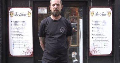 brendan mccarthy dr evil tattoo