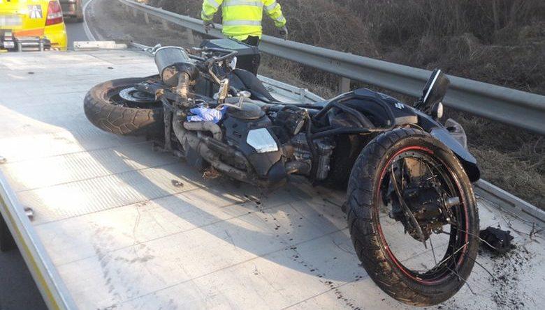 motoros baleset veszprem
