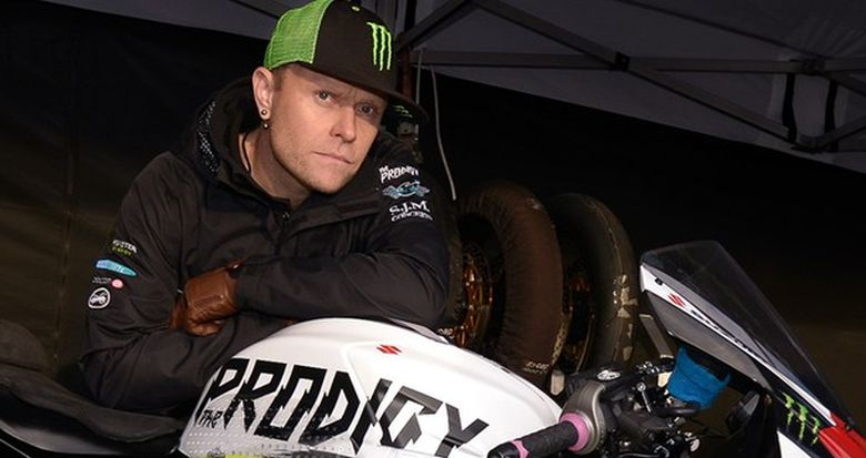 prodigy keith flint motorcycle