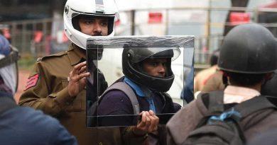 sandeep shahi uj delhi közlekedesi rendor