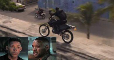gemini man motorcycle