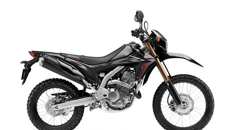 honda 2019 crf250l