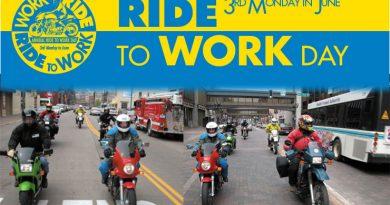 28 ride to work day motorozz munkaba