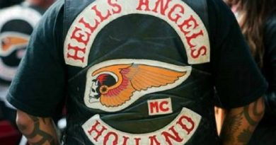 hells angels holland