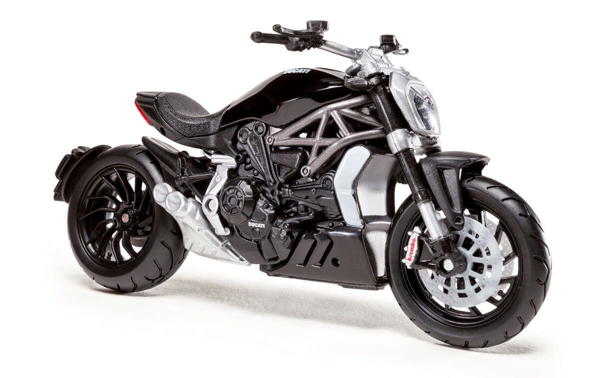 Shell Ducati XDiavel S