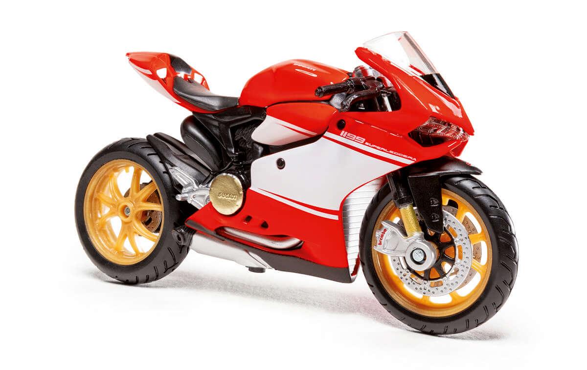 Shell Ducati 1199 Superleggera