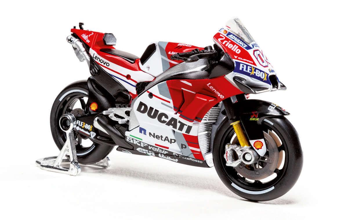 Shell Ducati Desmosedici GP 18