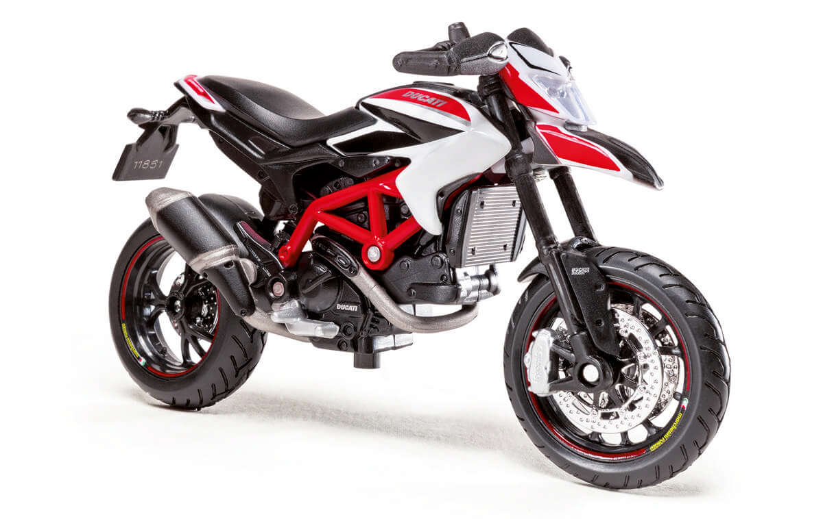Shell Ducati Hypermotard SP