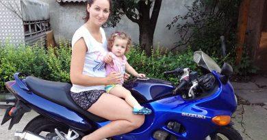 anya motorozik