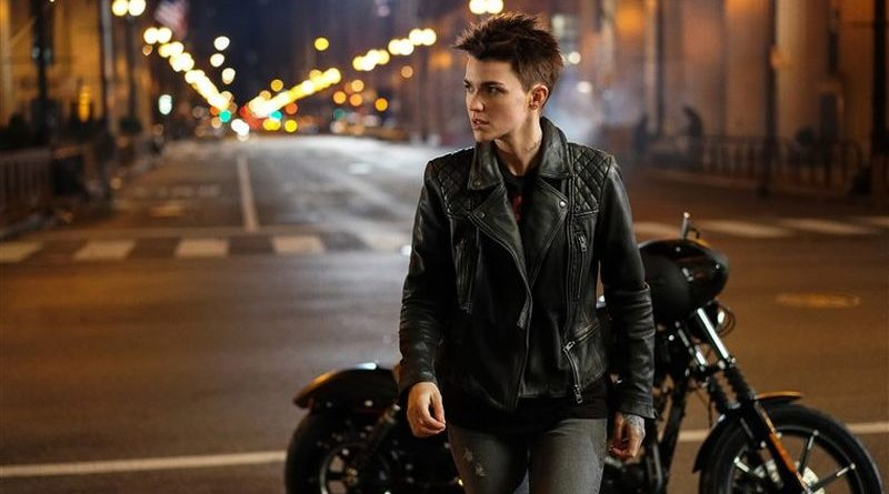 batwoman ruby rose motorcycle