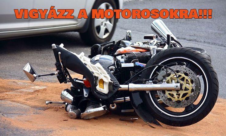 vigyazz a motorosokra