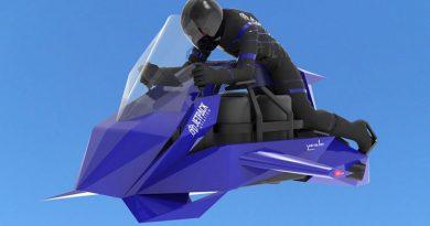 jetpack aviation speeder