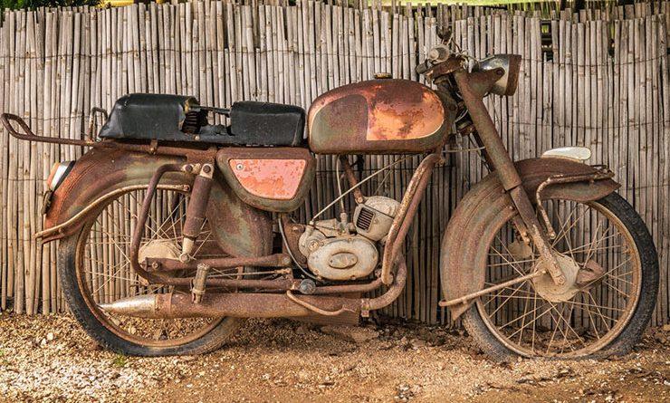 motorkerekpar konzervalas