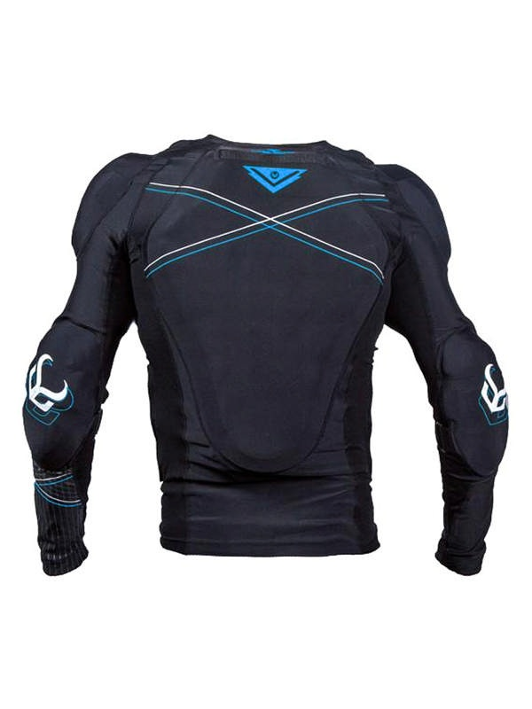 Demon Flex Force Pro Retro Womens Top Back