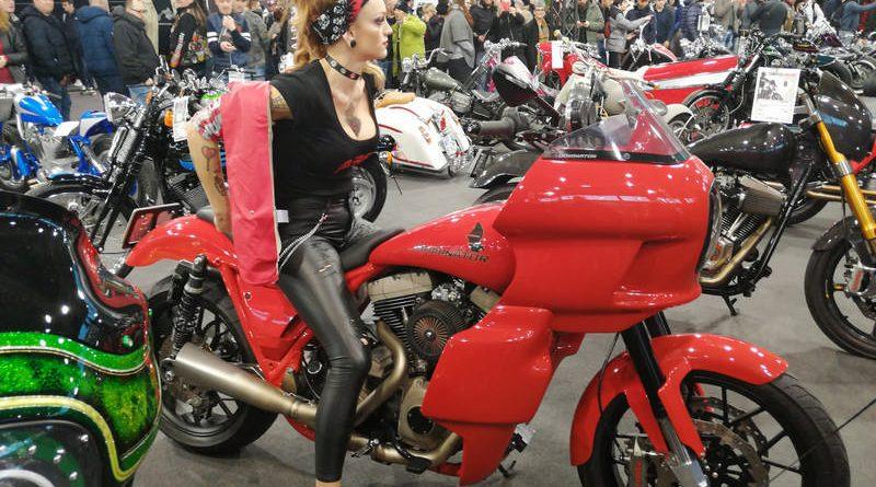 berci a moto bike expon 17
