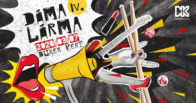 damalarma event cover