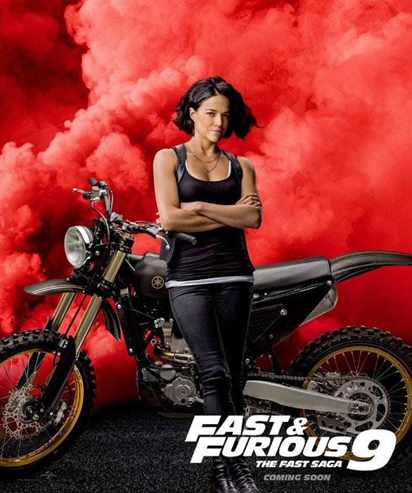 fast and furious 9 fast saga yamaha