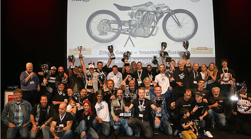 AMD World Championship of custombike building